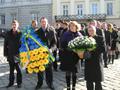 Львівські «рухівці» вшанували пам'ять В'ячеслава Чорновола