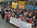 У Львові протестували проти найвищої в Україні орендної плати за землю