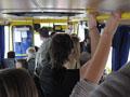 Майже 70% львів'ян не задовільяні якістю перевезень у маршрутках