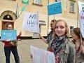 1 травня у Львові замість демонстрації трудящих пройшла монстрація вар'ятів