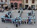 У Львові відбувся флеш-моб з нагоди відзначення Свята Героїв