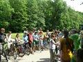 Патрульні автомобілі ДАІ вручили найкращим школярам-велосипедистам на Львівщині