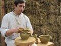 У Винниках відтворили давньоруське житло ХІ-ХІІ століть