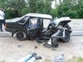 У Львівській області в аварії загинуло дві людини