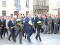 У Львові вшанували Михайла Грушевського