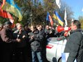 Львівські таксисти погрожують всеукраїнським страйком перевізників