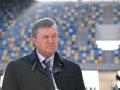 У Януковича немає сумнівів, що урочисте відкриття стадіону відбудеться