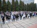 У Львові День студента розпочали із танцювального флеш-мобу