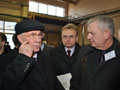 Азаров ознайомився з роботою корпорації «Енергоресурс-інвест»