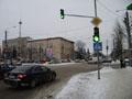 У Львові на перехресті вулиць Городоцька-Кульпарківська працюють світлофори