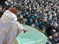 На свято Водохреща у Львові освятили воду