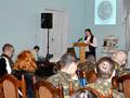 Військові Львівського гарнізону відкрили для себе Леся Курбаса