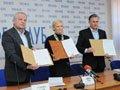 Голови обласної «Батьківщини», «Свободи» та «Фронту змін» підписали угоду про спільні дії