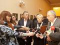 У Львові відбулись спільні збори активістів «Батьківщини», «Свободи» та «Фронту змін»