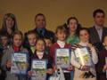 Наймолодші школярі Львова отримали у подарунок «Уроки дорожньої безпеки»
