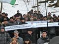 У Львові пів тисячі працівників «Корпорації КРТ» пікетували найрейтинговіший телеканал