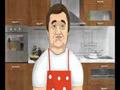 Образ Януковича був використаний у передвиборному мультику Путіна