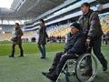 «Арену Львів» назвали доступною для інвалідів