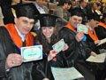 У Львівському регіональному інституті державного управління отримали дипломи 206 магістрів
