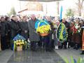 Депутати Львівської облради вшанували автора Гімну України отця Михайла Вербицького