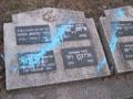 У Львові невідомі осквернили меморіал Жертвам Голокосту