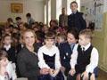 Працівники ДАІ нагадали львівським дітям про правила дорожньої грамоти