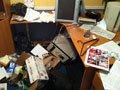 Міліція провела обшук в офісі КУПРу та вилучила всі біло-блакитні кондоми?