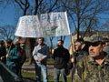 У Львові протестували проти передачі мисливських угідь у приватні руки