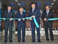 Янукович і Платіні відкрили новий термінал міжнародного аеропорту «Львів»
