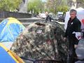 До голодування на підтримку Тимошенко у Львові долучаютьсься нові учасники