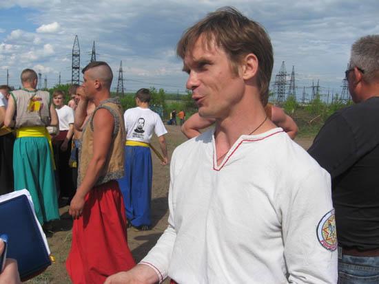 На Рівенщині відбувся фестиваль козацької культури «Курган Леля»