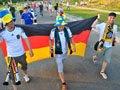 Останній матч Євро 2012 у Львові зібрав 45 тис вболівальників