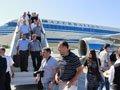 До Львова прилетів перший літак з Баку