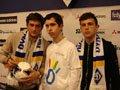 Одинадцятикласник з Києва став дворазовим чемпіоном футбольного проекту від Міносвіти