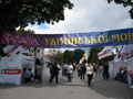 Щодня у львівській фан-зоні збирають близько півтори тисяч підписів на захист мови