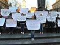 День захисту тварин у Львові відзначили флеш-мобом