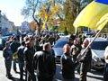 Мисливці знову пікетують Львівську обласну раду