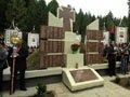 Біля Сколе відкрили пам'ятник на честь воїнів УПА