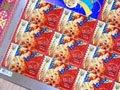 У Львові погасили колекційну марку до «Свята сиру і вина»