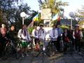 У Львові відбувся велопробіг до 70-ої річниці від дня створення УПА