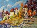 У Львові відкриється виставка живопису «Замки Західної України»